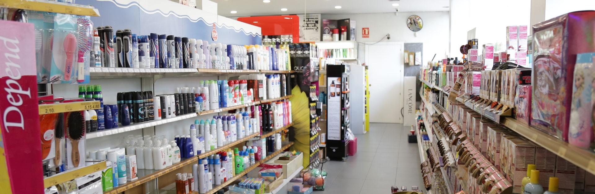 Perfumerías Alderete Contacto