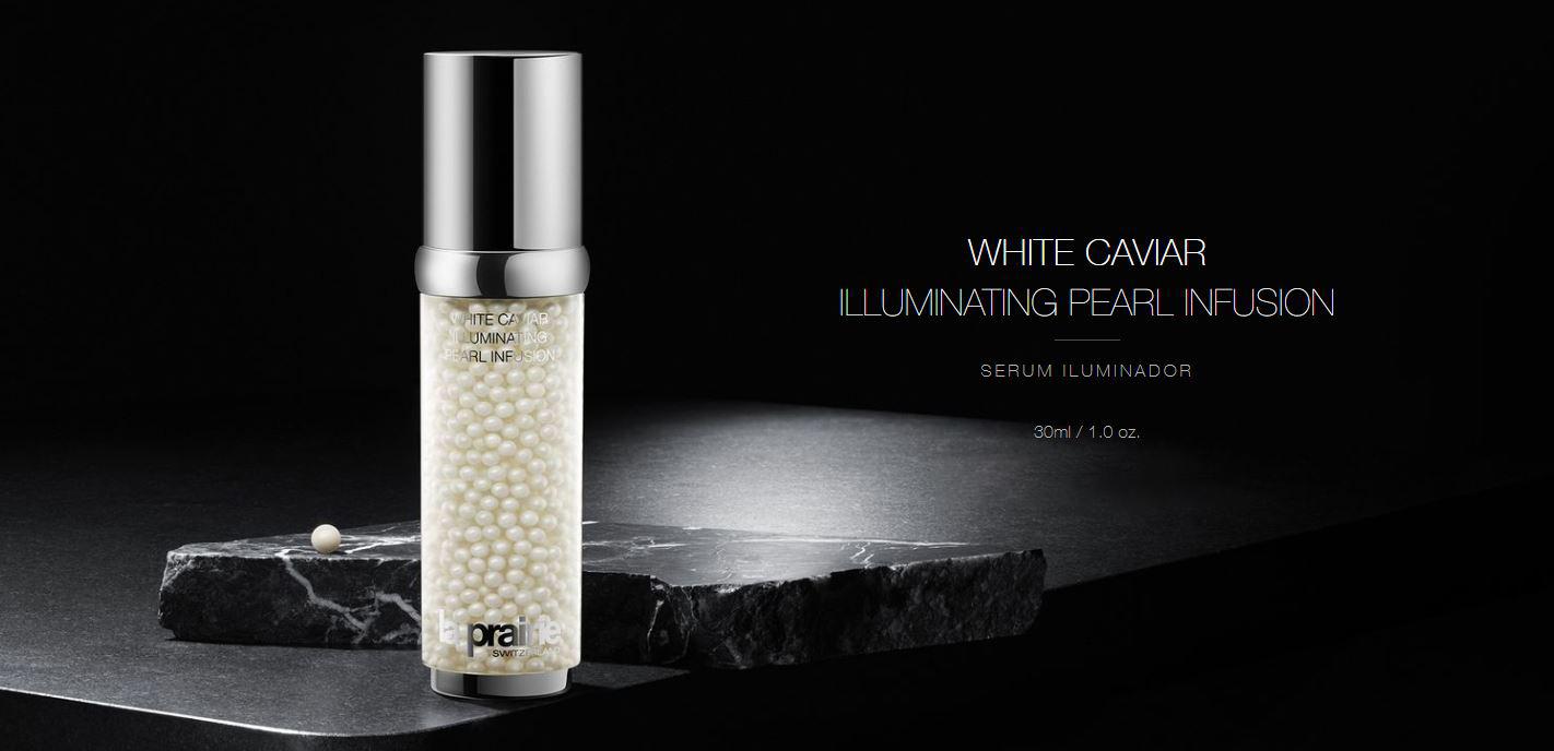 White Caviar Colletion de La Prairie